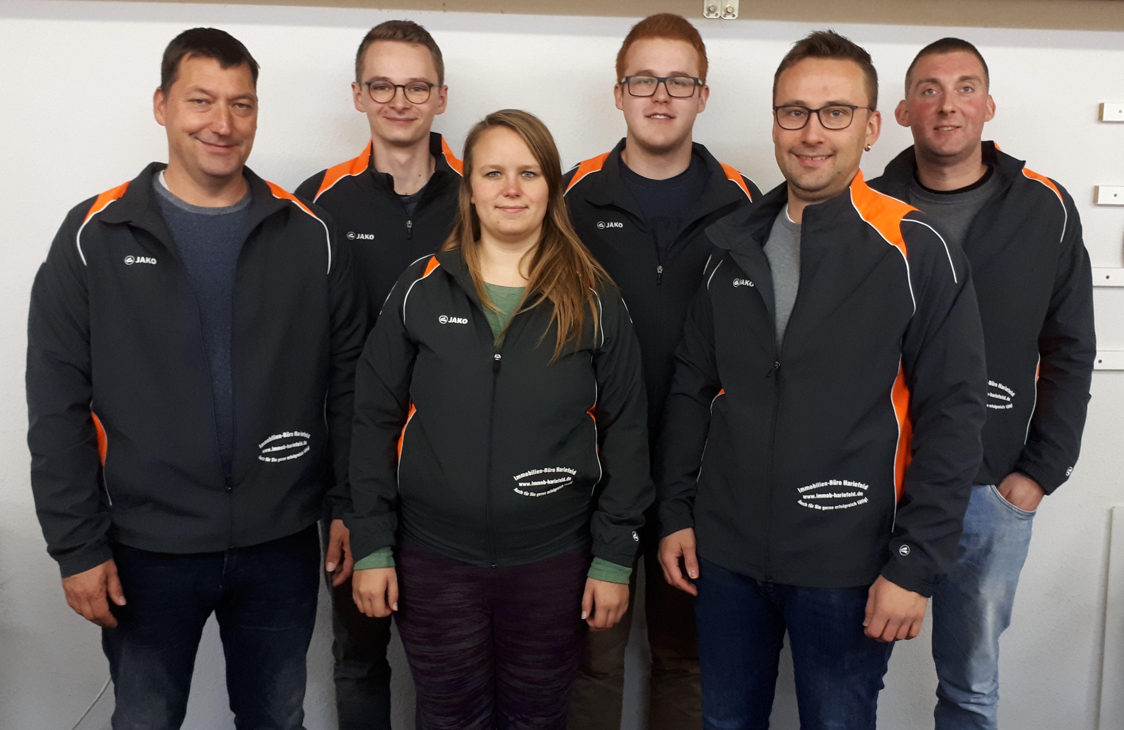 Bild der Mannschaft